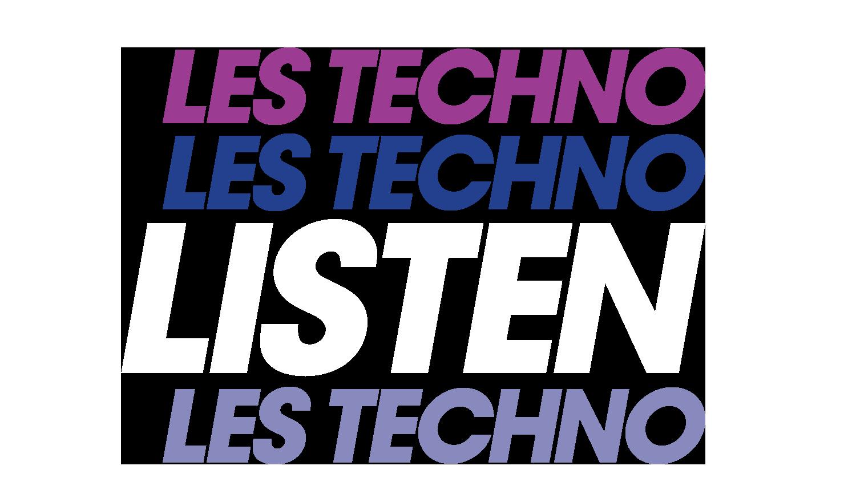 Les techno Web page LISTEN 2